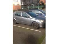 Vauxhall Astra 2004 Diesel MOT until Nov17th good runner, needs wing mirrors. £900 open to offers.