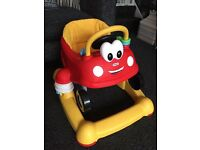 Little tikes cozy coupe baby walker