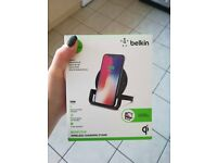 BRAND NEW Belkin Wireless Phone Charging Stand