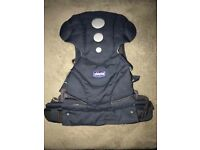 Chicco baby carrier like new