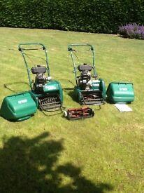 Cylinder Suffolk punch mowers