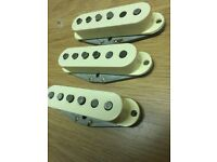 Fender Vintage 65 pickups set