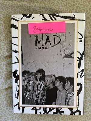 Got7 Mad 4Th Mini Album Vertical Kpop Jackson Jb Mark Junior Yugyeom Youngjae P1
