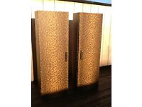 2 Matching leopard Print bathroom cabinets. £60 for the pair. Or £30 for one.