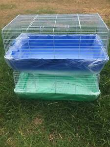 ♥♥♥ 85cm Plastic Rabbit Cages ♥♥♥ Brand New ♥♥♥ Londonderry Penrith Area Preview
