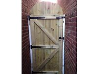 Hand Made Garden Gate - Made to Measure