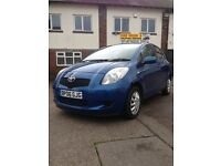 TOYOTA YARIS 1.0 5 DOOR 1 FORMER KEEPER