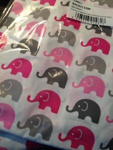 Elephant curtains