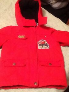 2 winter jackets /sweaters size 3T