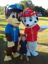 meet paw patrols chase , Marshall and skye at your house Robina Gold Coast South Preview