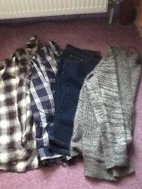 3x size 18 clothes £5 each bundle or £2 each.