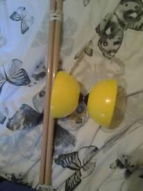 Yellow diablo