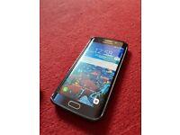 Samsung Galaxy S6 Edge 32GB Black Sapphire, Unlocked