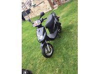 TGB Classic 50cc Moped