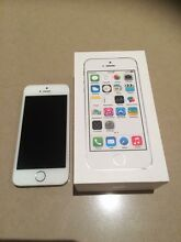 iPhone 5s 32gb Silver Beecroft Hornsby Area Preview