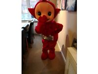 Brand New Teletubby professional deluxe Adult fancy dress mascot costume