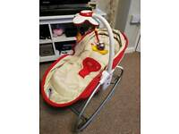 Tiny love 3 in 1 baby rocker/napper