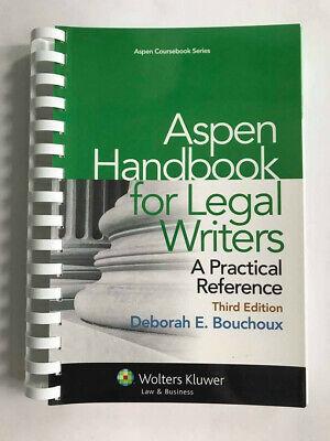 ISBN 9781454825203 Aspen Handbook for Legal Writers 3rd Edition - A Practical