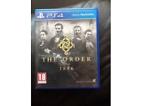 The Order, ps4 game
