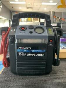 Projecta 2200A Jumpstarter 12/24V **NO CHARGER**