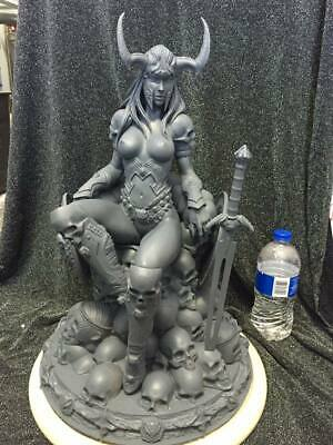 Sariah Goddess of Men 1/4 scale statue unpainted resin kit ARH Studios (Scale Resin Statue)