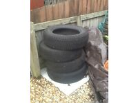 Very Good condition winter tyres 175/65R14 82T