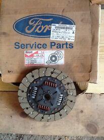 Ford clutch