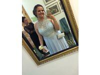 Hand made prom dress