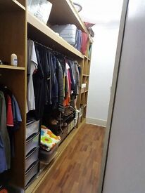 URGENT!£610 ALL INCLUDED massive double room with walk-in wardrobe in the heart of Kemptown.