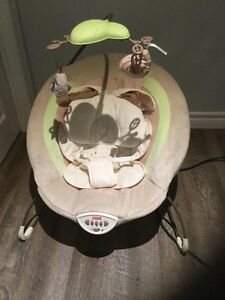 Little Lambs baby bouncer like new!
