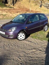 Ford fiesta style 13,700 miles 1 owner from new mot til march 2018 immaculate condition