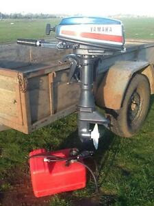 8hp Yamaha outboard motor Tunbridge Northern Midlands Preview
