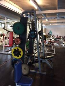 SELLING COMMERICAL GYM EQUIPMENT! Carss Park Kogarah Area Preview