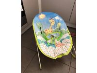 Giraffe baby chair