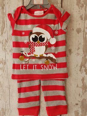 y Christmas Pyjamas / Sleepwear / Nightwear  (Baby Girl Christmas Pyjamas)