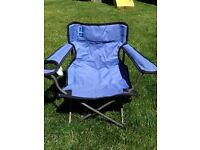 Childs camping chair