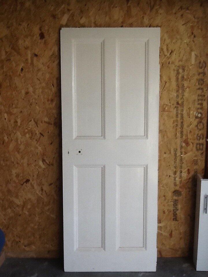 Four Panel pine doors