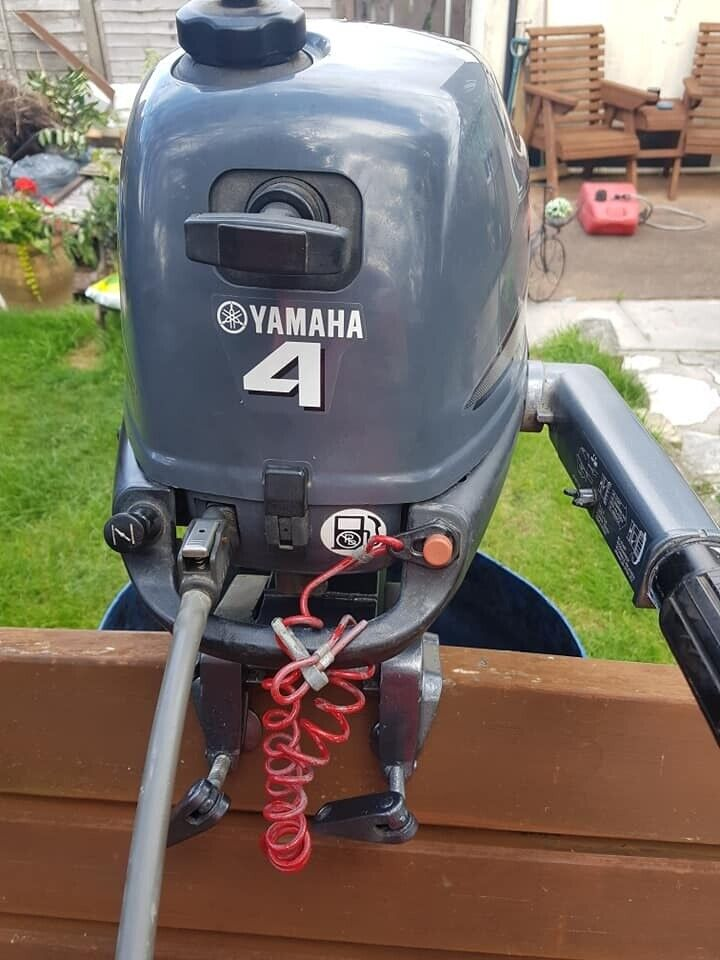Yamaha 4HP four stroke | in Taunton, Somerset | Gumtree