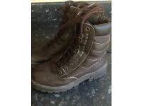 army cadet boots