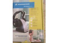 Sennheiser RS120 RF Wireless Headphone System