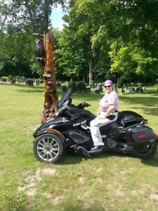 2013 Can Am Spyder ST-Limited
