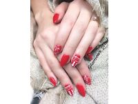 Shellac, gel manicure, Free appointments available before Christmas!