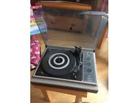 Vintage Infidelity stereo/record player