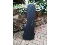 Fender Hard Case with Lush Interior