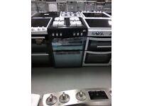 BEKO Pro 60 cm Gas Cooker - Anthracite Ex display (12 months Warranty )