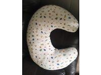 Widgey breast feeding baby support/nursing pillow