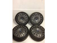 Ford Mondeo St 18'inch Alloy Wheels 2005 Plate
