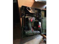 bosch cordless 18v drill / screwdriver