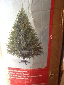 Artificial Indoor Christmas Tree