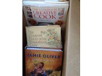 20 cook books